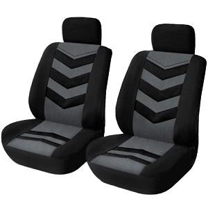 2 Front Seat Covers - TIROL LTD