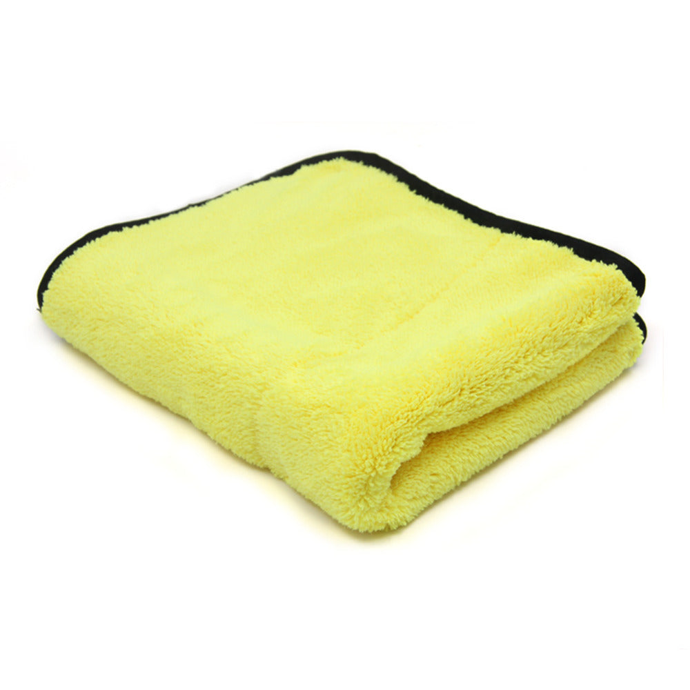 Microfiber Towel 45*38cm Multifunctional Car Cleaning Wash Cloth - TIROL LTD