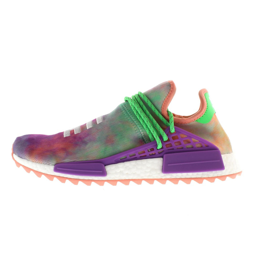 pretty nice 1a037 9b31a Adidas Originals x Pharrell Williams Human Race NMD Holi Festival - Chalk  Coral