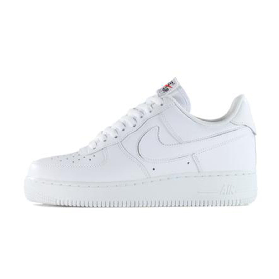 Nike Air Force 1 Low Velcro Swoosh Pack All Star 2018 White