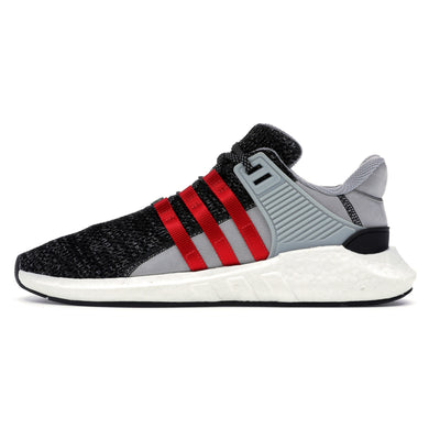 Adidas Originals x Overkill EQT Support Future 'Coat of Arms' - Black/Red