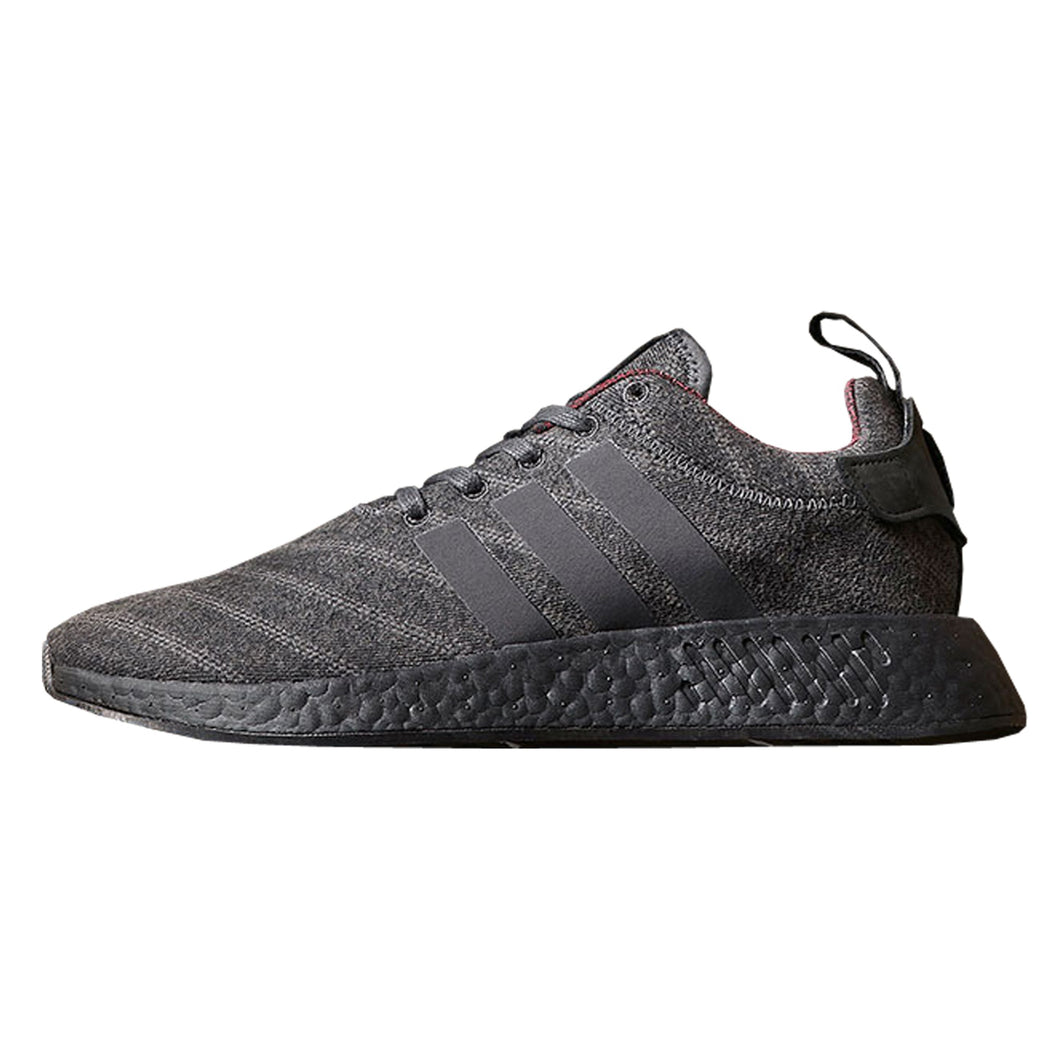 585eacce94284 Adidas Originals NMD R2 x Size  x Henry Poole - Dark Grey – Solecase ...
