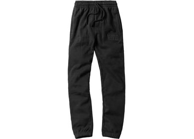 Kith Box Logo Williams Sweatpants - Black