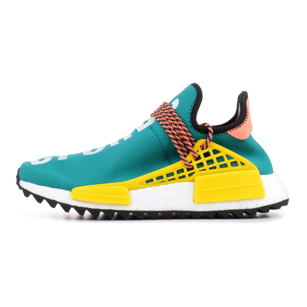 new arrival a761e ab2a5 Adidas Originals x Pharrell Williams Human Race NMD Trail - Sun Glow