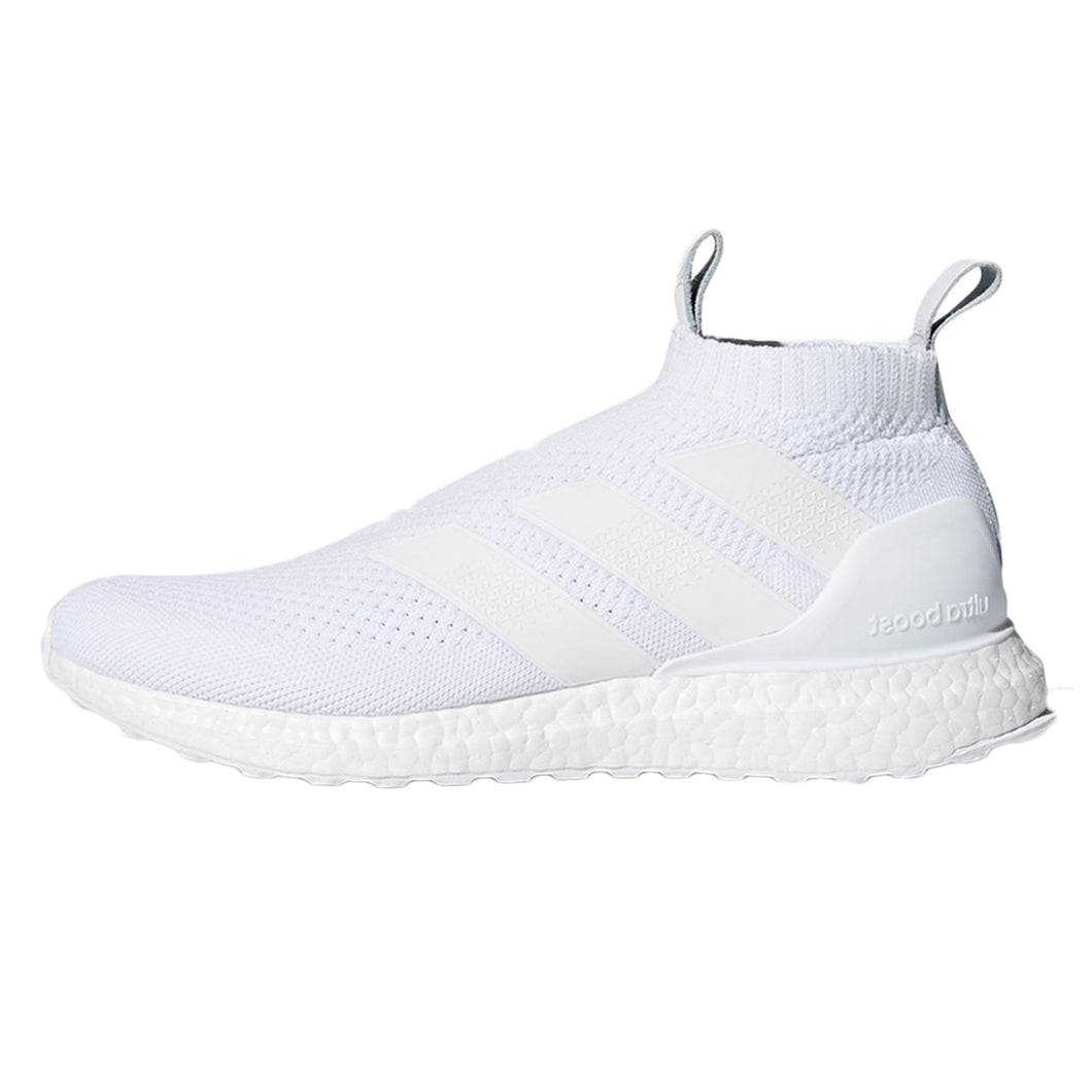 sale retailer f2bd6 4e2e4 Adidas ACE 16+ Ultra Boost Triple White