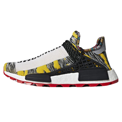 6a73ff225 Adidas Originals x Pharrell Williams Afro HU NMD Solar Pack - Black Red