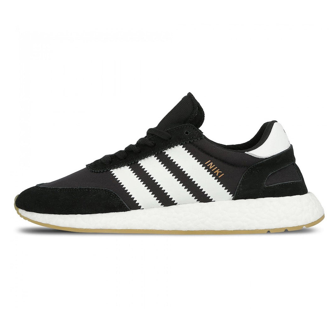 Adidas Iniki Runner - Black/White Gum
