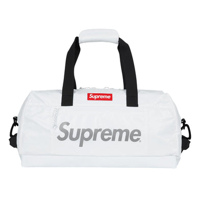 Supreme Duffle Bag - White