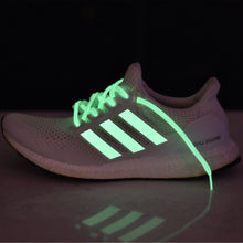 Ultra Boost / NMD Basics Flat Laces - Glow In The Dark