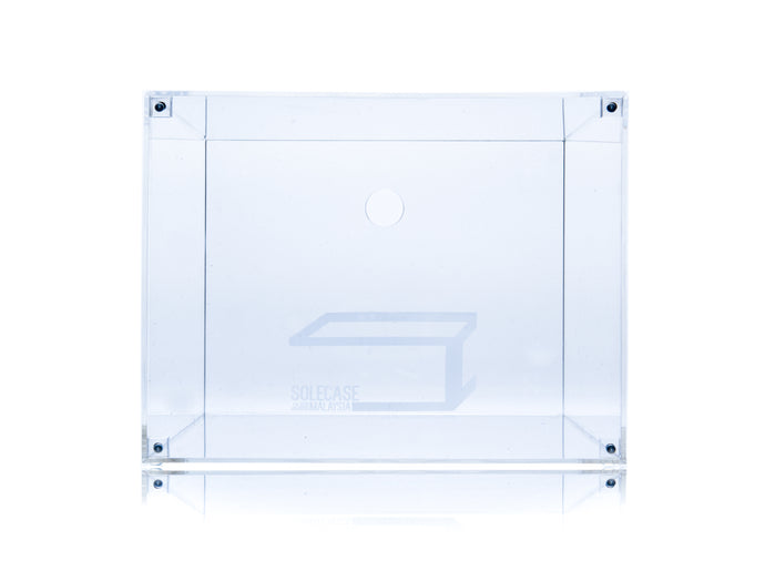 Lucid 2.0 - Premium Crystal Clear Shoe Box