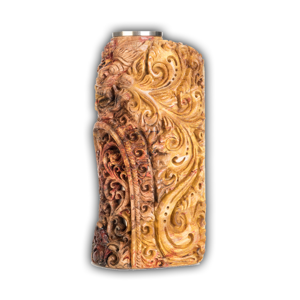 SOLD - Barong Gate • By Master Carver Wayan T - 18650