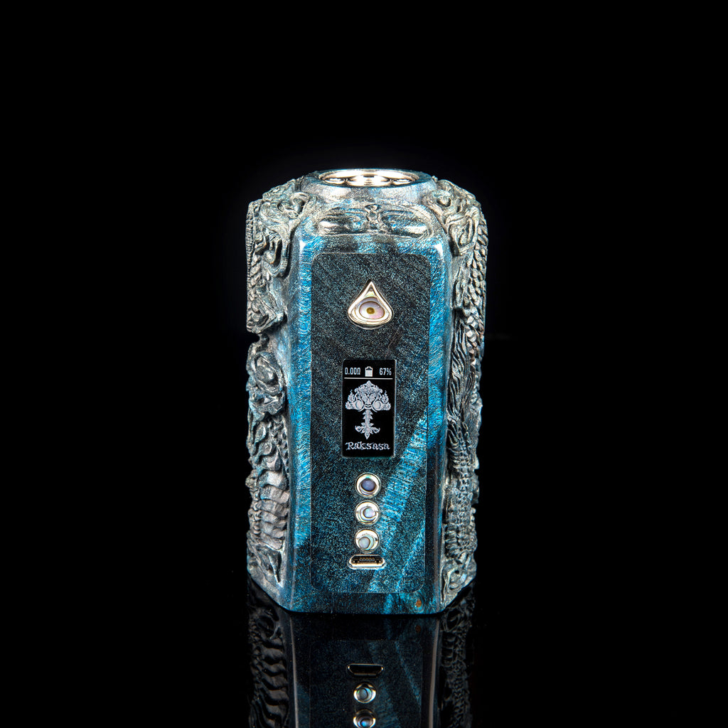 World Dragon • by Master Carver Tegal - Dual 18650 / DNA250C