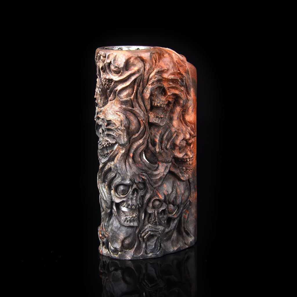 Angels of Death • by Master Carver Tegal • DNA75C