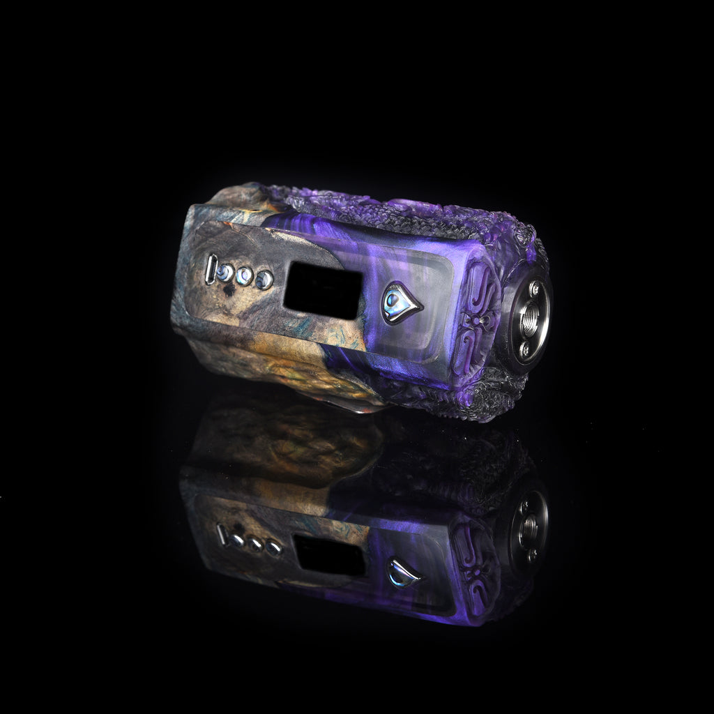 Unity in Duality  • by Master Carver Tegal • Dual DNA250C