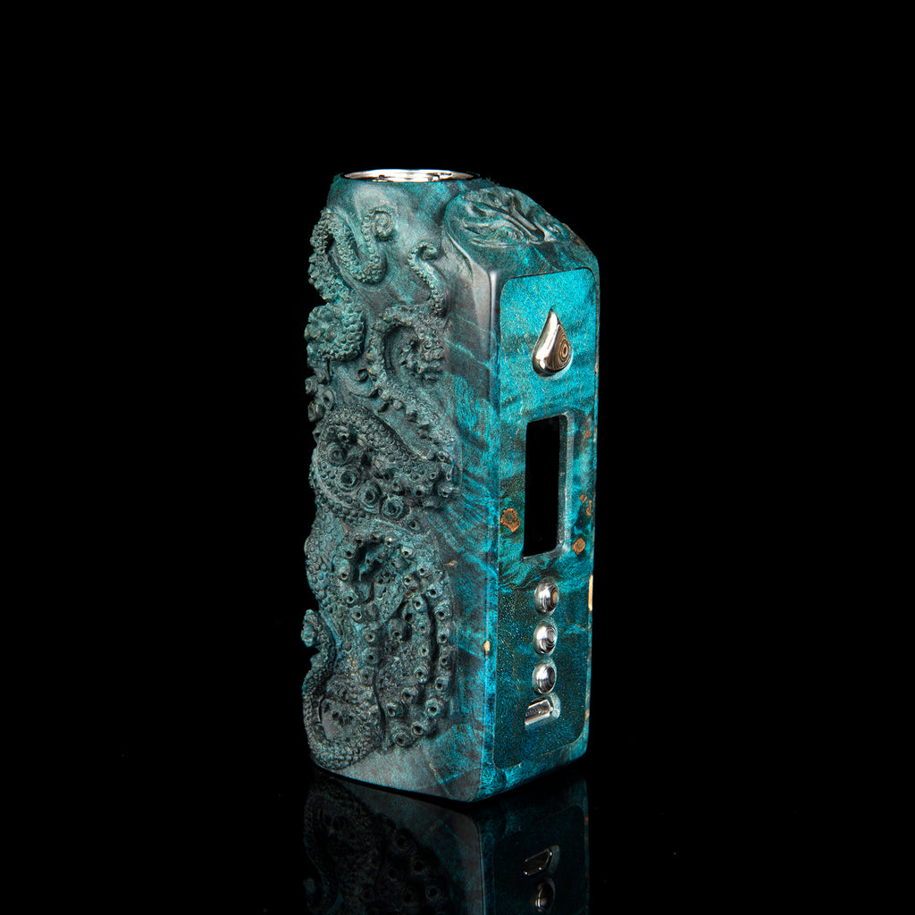 Gurita (Octopus) • by Master Carver Dewa K - 18650 DNA75C