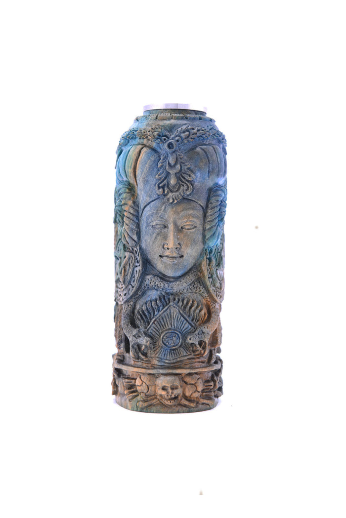 SOLD - The Changling • by Master Carver Wayan T - 18650