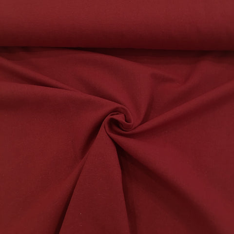 Linen/Cotton 4oz - Garnet