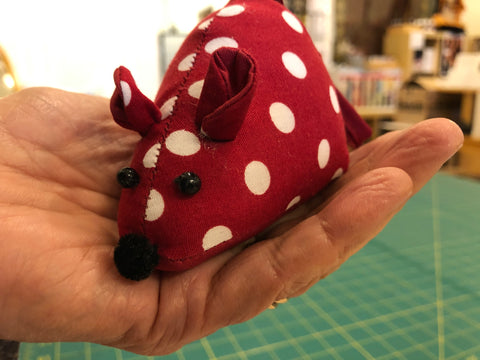 Cutest Pin Cushion EVER