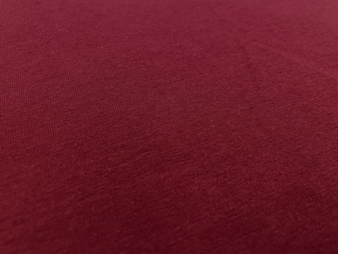 Cotton/Lycra Jersey Knit - 97/3% - Cranberry - 5oz