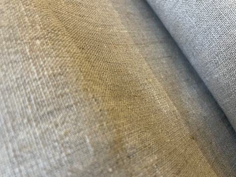 100% Linen - 10oz - Natural Flax