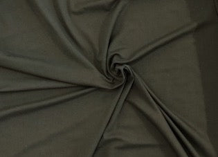 Organic Cotton Soy Spandex Jersey - Deep Spruce Green