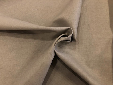 Linen/Cotton Blend - Lightweight - Dove Gray
