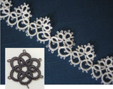 Lace Making - Needle Tatting - 2 hours private lesson