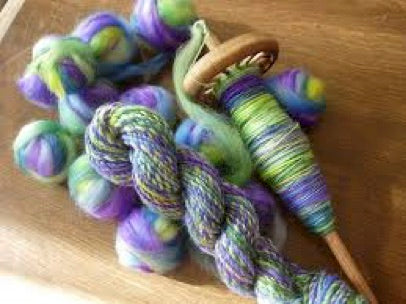 Spin Your Own Yarn - 1.5 hour private lesson