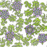 Tudor Rose Exclusive Print - Royal