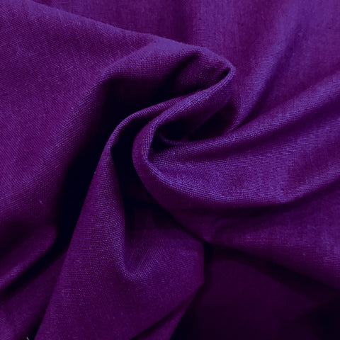 Linen/Cotton 4oz - Deep Purple Passion