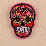 Sugar Skull Patches