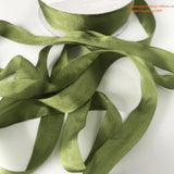 "Pure Silk Ribbon 1/2"" - Solids"