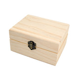 Pine Box for Your Essential Oils