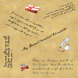 Love Letters From Jane Exclusive Print - Jane Austen Quotes