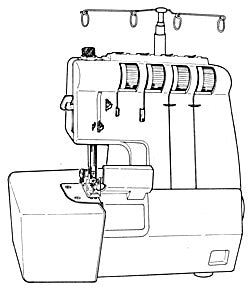 Demystify Your Serger - 1 hour