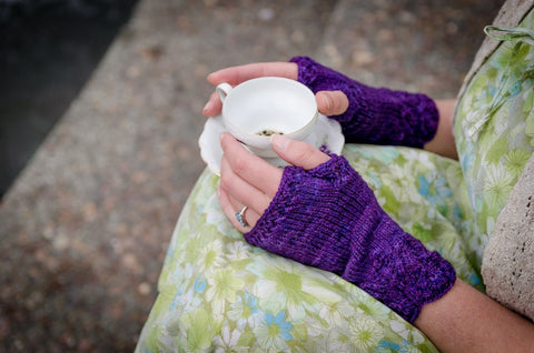 Sweet Shop Patterns - Trelawney's Mitts
