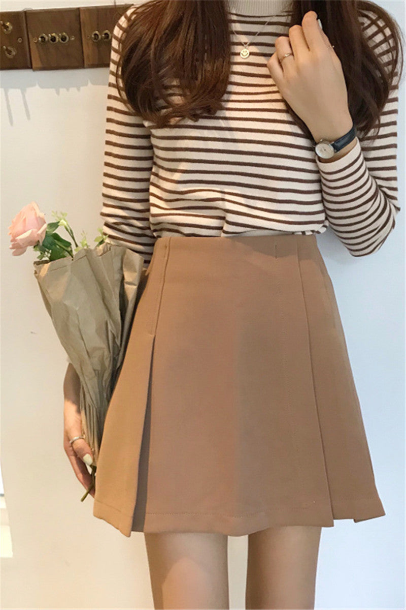A-line Flare Skirt