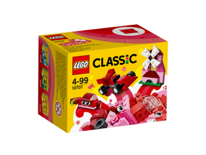LEGO® Classic Red Creativity Box #10707