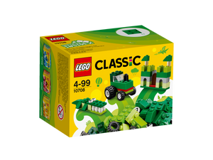 LEGO® Classic Green Creativity Box #10708