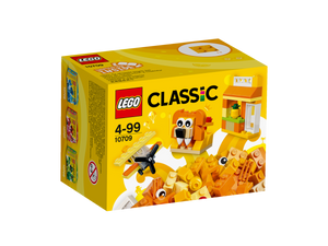 LEGO® Classic Orange Creativity Box #10709