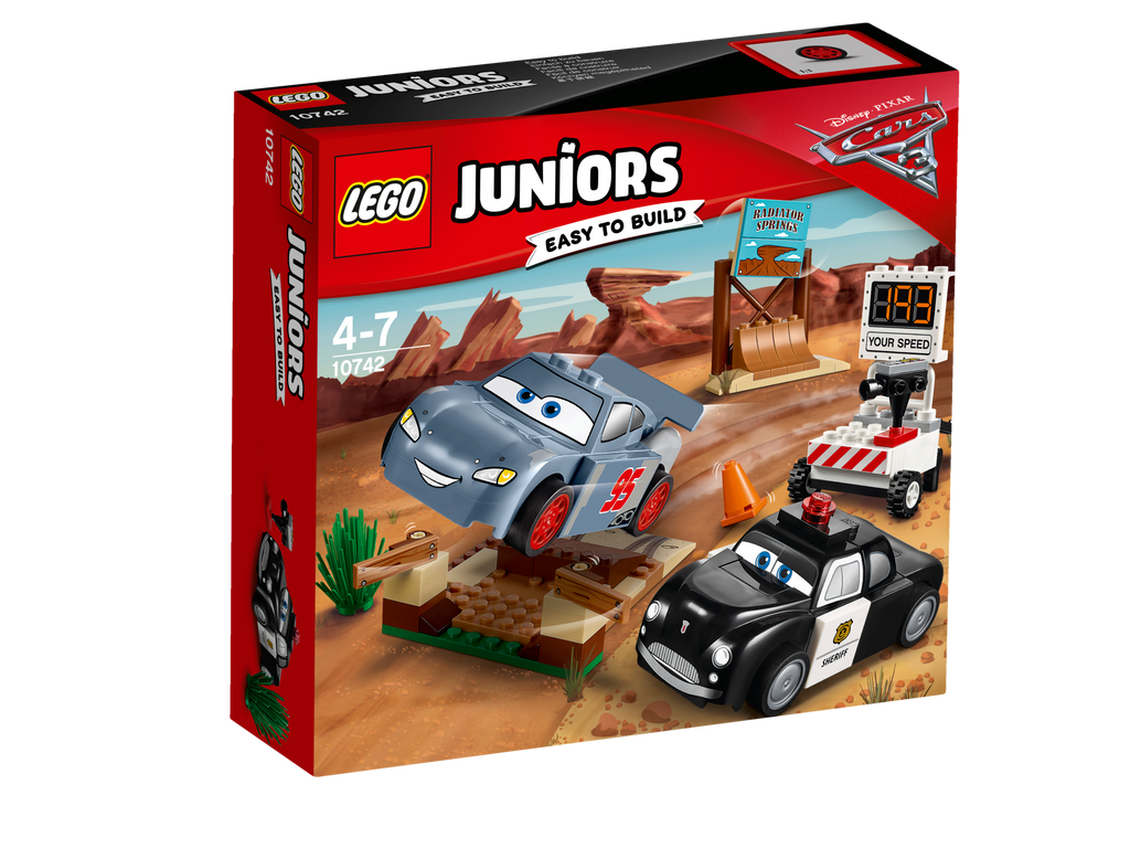 LEGO® Juniors Willy's Butte Speed Training #10742