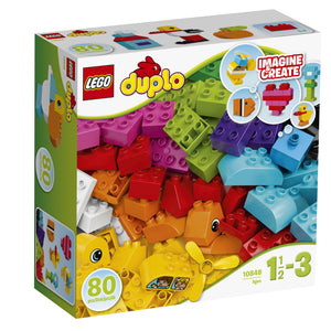 LEGO® DUPLO® My First Bricks #10848