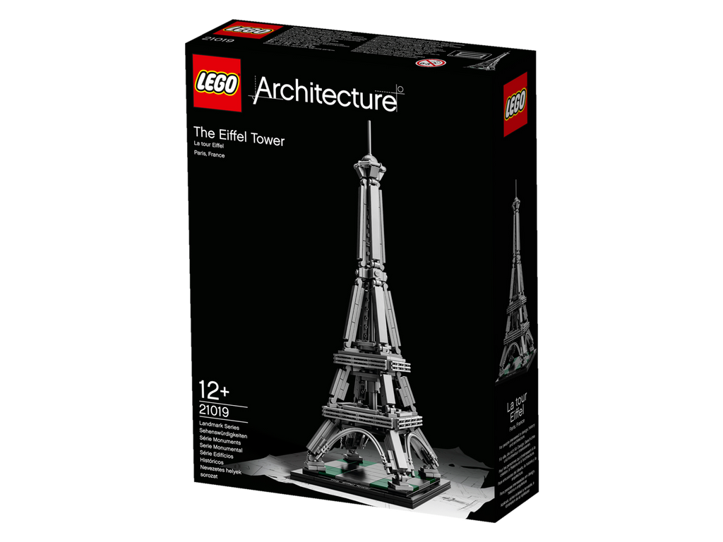 LEGO® Architecture The Eiffel Tower #21019