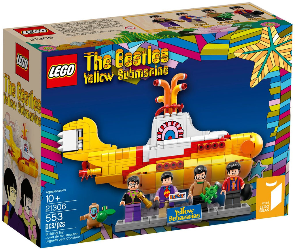 LEGO® The Beatles Yellow Submarine #21306