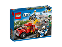 LEGO® City Police Tow Truck Trouble #60137