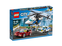 LEGO® City Police High-speed Chase #60138