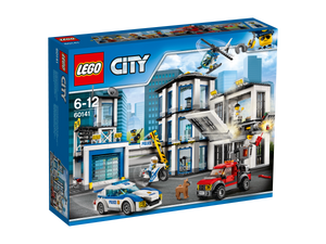 LEGO® City Police Police Station #60141
