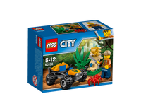 LEGO® City Jungle Explorers Jungle Buggy #60156
