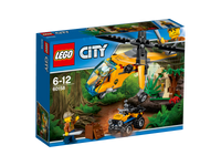 LEGO® City Jungle Explorers Jungle Cargo Helicopter #60158