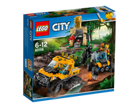 LEGO® City Jungle Explorers Jungle Halftrack Mission #60159